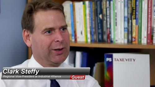 Clark Steffy | Industrial Alliance  | Tea At Taxevity
