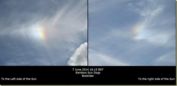 7 June 2014 Sun Dogs