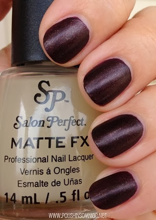 Salon Perfect Raisin the Roof with Matte FX 2