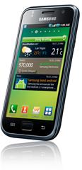 Tapauksessa käsitelty puhelinmalli, Samsung Galaxy S