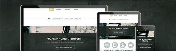 10 nuevas plantillas HTML5 con Responsive Design 8
