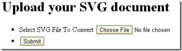 SVG to JPG - Java Servlet Output Example