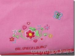 Prinzessin Lillifee Weekender Stickerei