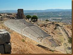 pergamon, theatre N