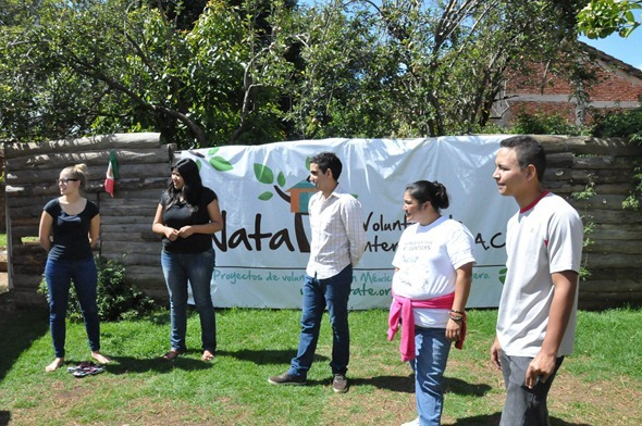 Taller Voluntarios Nataté