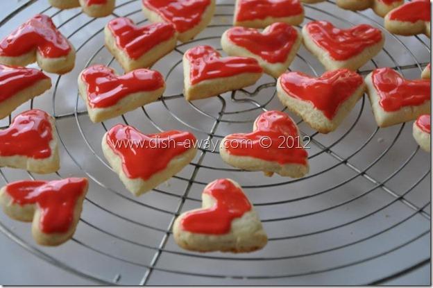 Sugar Glaze Recipe by www.dish-away.com