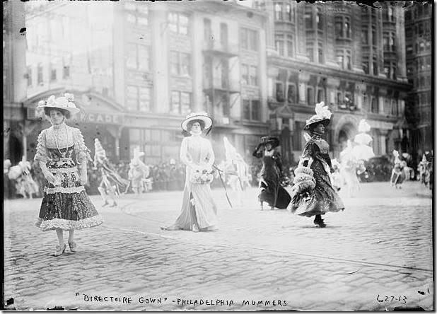 Mummers Parade 1909