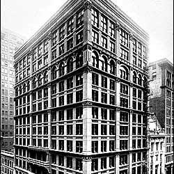02.- William LeBaron Jenney. Home Insurance Building