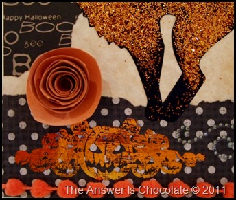 Altered Halloween Canvas (10)