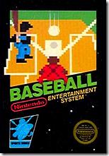 [Nintendo Baseball]