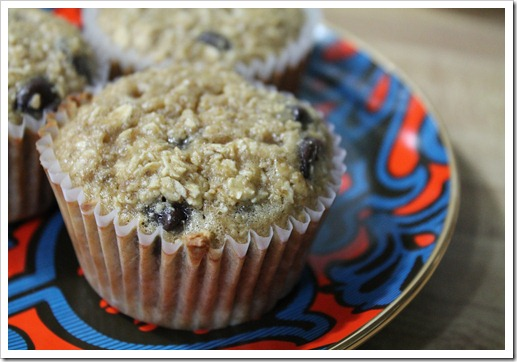oatmeal muffins 008