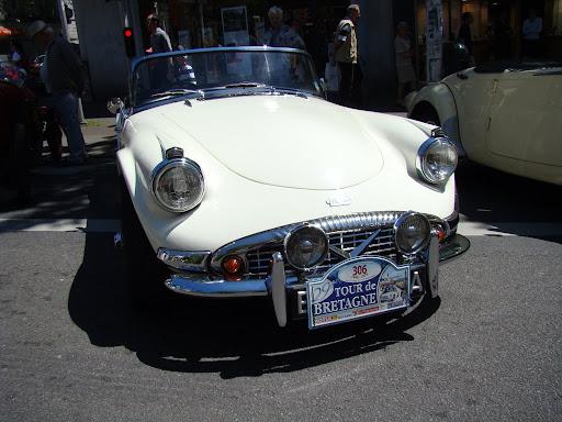 Daimler SP 250 1963