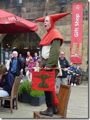 alnwick court jester