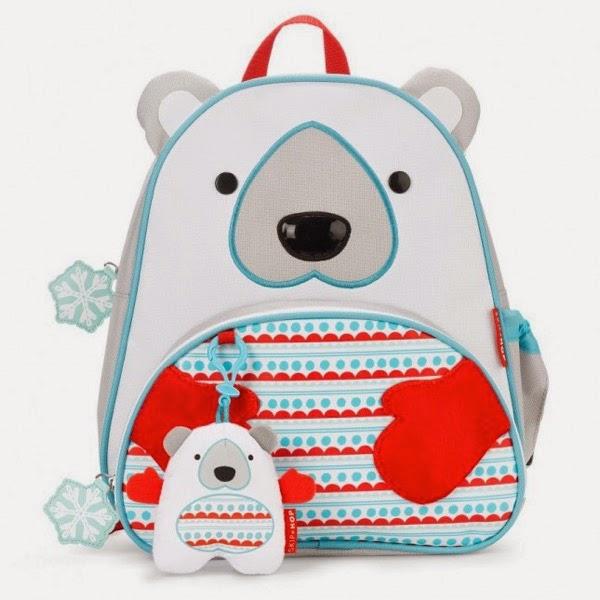 Skip Hop Polar Bear