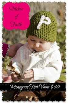 stiches of faith hat