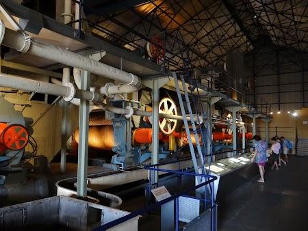 Obiective turistice Mauritius: Fosta fabrica de zahar