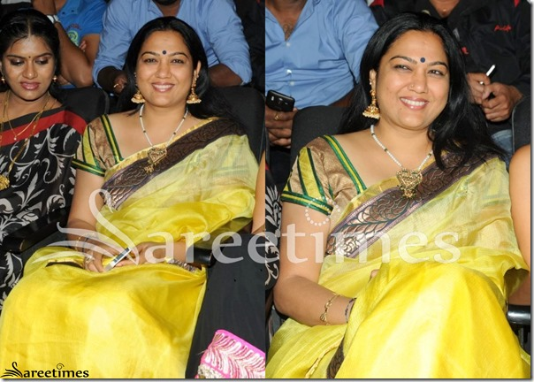 Hema_Yellow_Saree