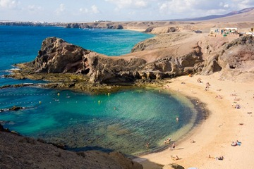 Playa-Papagayo-Spain