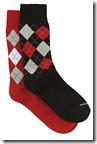 Horizon Argyll Socks