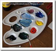 painters pallett