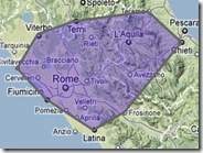 Ricevere in email notifiche di terremoto nella propria zona