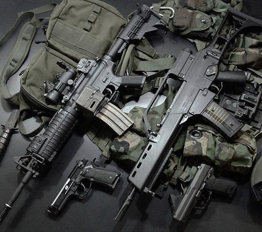 M16 RIFLE_33567410