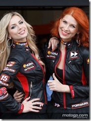 Paddock Girls Grande Pr&eacute;mio de Portugal Circuito Estoril  06 May 2012  Estoril Circuit  Portugal (2)