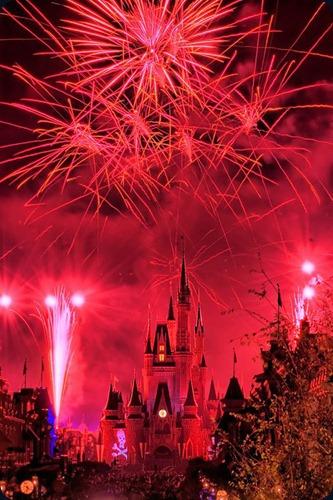 disneyland_Fireworks