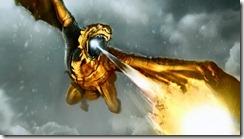 Beowulf Dragon Art
