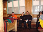 Inside, the lodge is a cozy place to warm up after hours of tubing fun