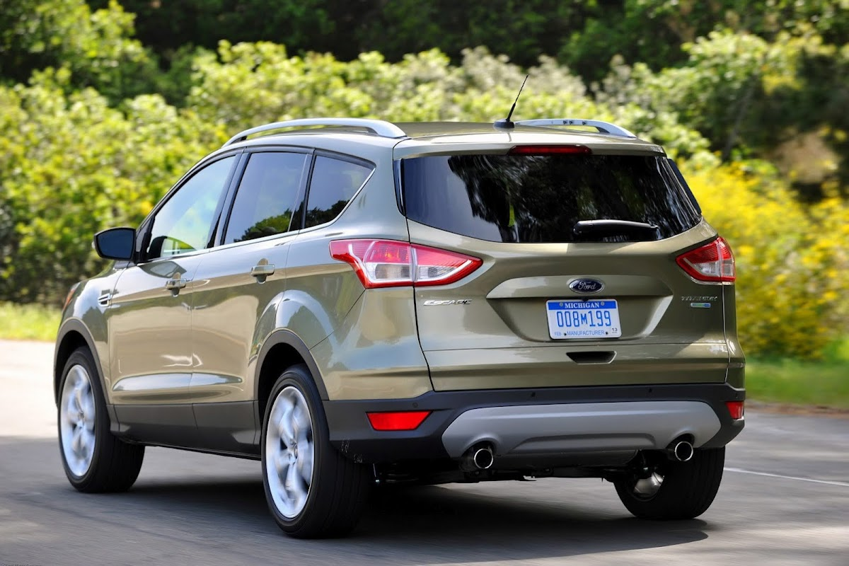 2013 ford escape 5