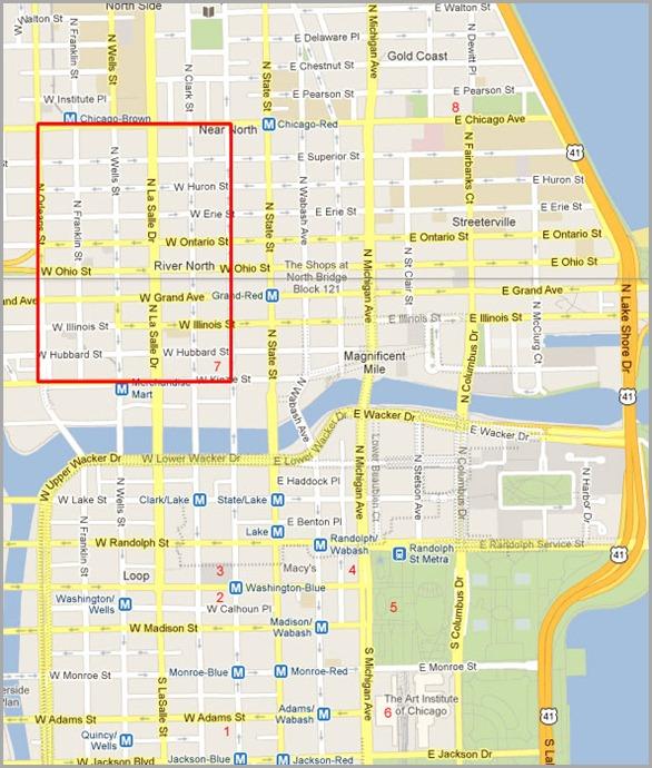 Chicago-Art-Walk-Map