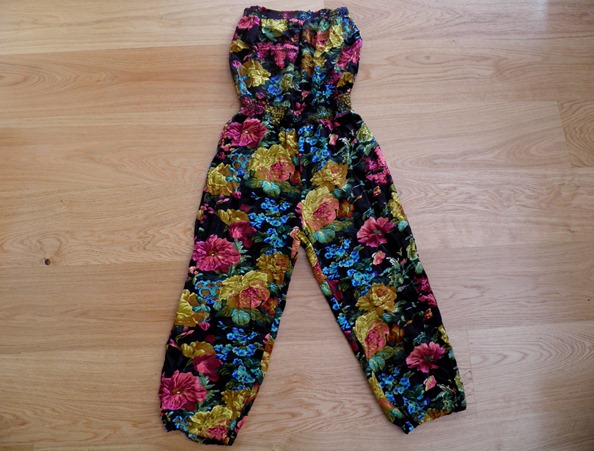 FLORAL JUMPSUIT