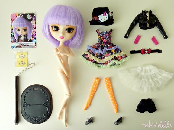 pullip tokidoki x hello kitty violetta review 33