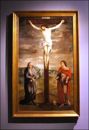 Gloria Ishizaka - museu de são roque - descida da cruz