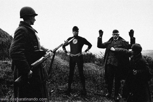 super hero super herois antigos segunda guerra mundial desbaratinando (9)