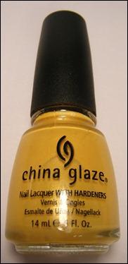 China Glaze Solar Power