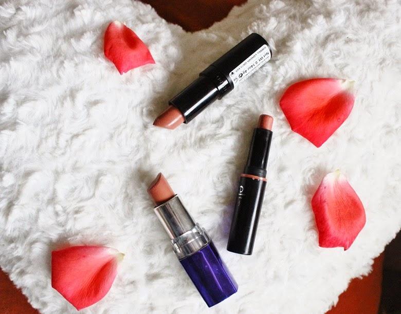 rimmel moisture renew lipstick kate lasting finish lipstick e.l.f mineral lip tint