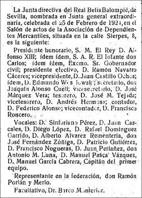 m.sPORT, 13.03.1924 Directiva