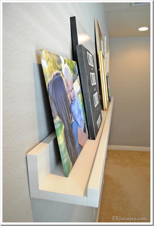 PBJstories Picture Shelf