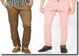 Men Trousers offer just at Rs. 650 from American Swan Flat 50% off