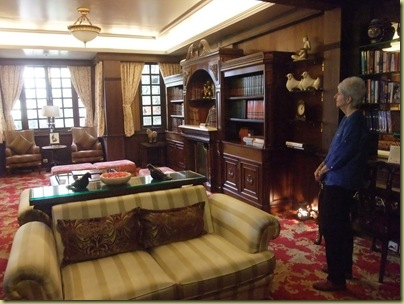 Tensing Room