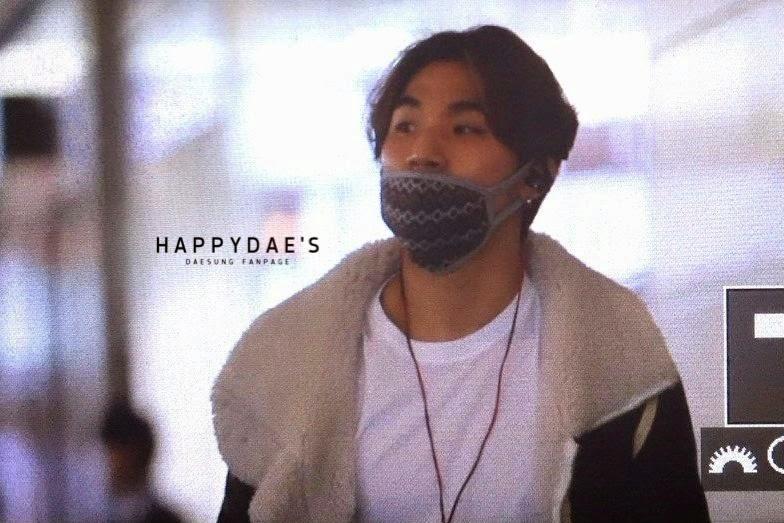 Dae Sung - Haneda Airport - 28dec2014 - Happy_daes - 01.jpg
