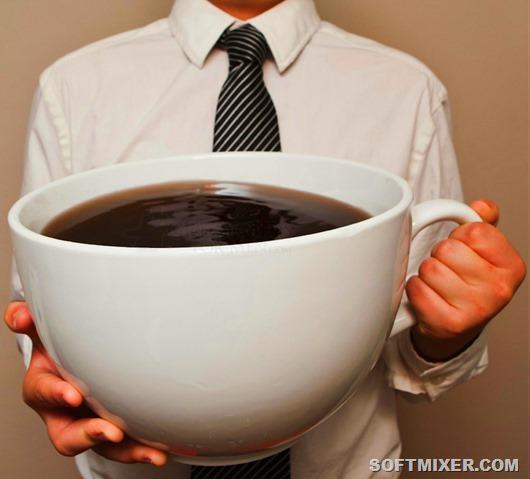 Невероятные дозы потребления кофе