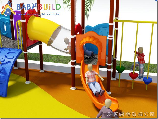 BabyBuild 品牌遊戲設施規劃