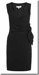 Paul & Joe Black Silk Dress