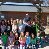 WBFJ Cici's Pizza Pledge - Cooleemee Elementary - Mrs. Whitaker's 3rd Grade Class - Cooleemee - 2-11