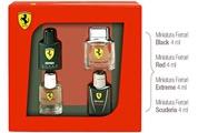 miniaturas perfumes ferrari