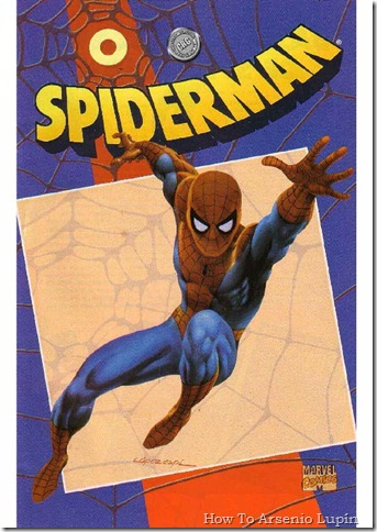 P00001 - Coleccionable Spiderman #0 (de 50)