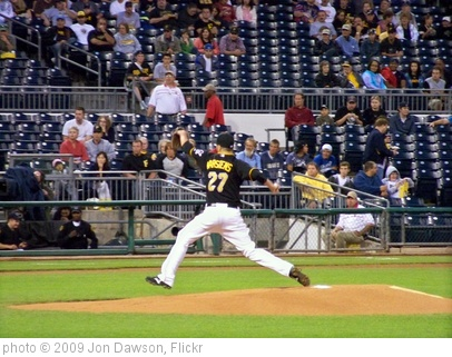 'Jeff Karstens' photo (c) 2009, Jon Dawson - license: http://creativecommons.org/licenses/by-nd/2.0/